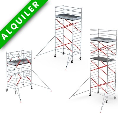 ALTREX ANDAMIO DE ALUMINIO RS TOWER 52