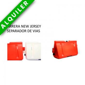 BARRERA NEW JERSEY DE 1 METRO