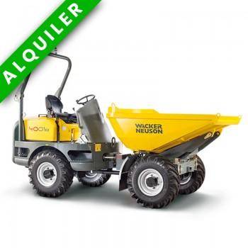 WACKER NEUSON 4001 DUMPER 4X4 4000 KGS