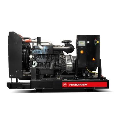 HIMOINSA  HFW-400 T5 GENERADOR DIESEL INSONORIZADO 400 Kva.