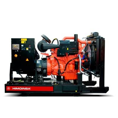 HIMOINSA HSW 505 T5 GENERADOR DIESEL INSONORIZADO 500 Kva.