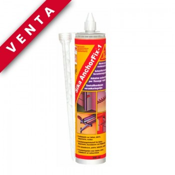 SIKA ANCHORFIX 1 TACO QUÍMICO  Pack 12 Unds.- Venta