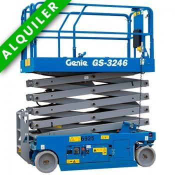 GENIE-GS 3246 ELECTRICA ALTURA DE TRABAJO 12 MTS