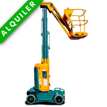 HAULOTTE-STAR 8 MASTIL VERTICAL ELECTRICA DE 8M