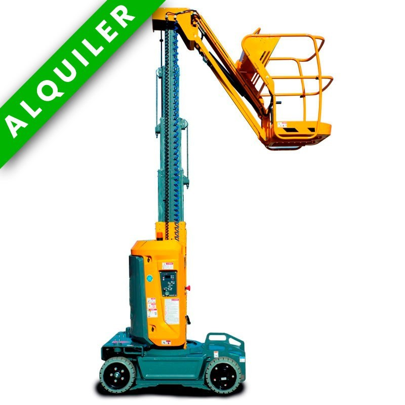 HAULOTTE-STAR 10 MASTIL VERTICAL ELECTRICA DE 10M