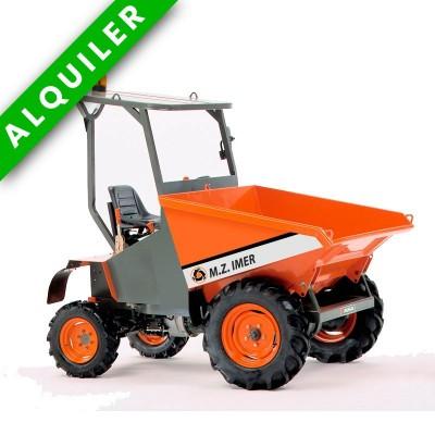 M.Z 1500-HDA ELEVABLE DUMPER 4X2 HASTA 1600 KGS