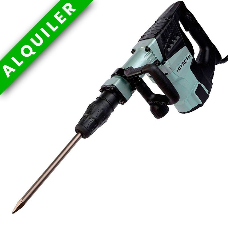 MARTILLO ELECTRICO ROMPEDOR 16 KGS HITACHI H60 MC