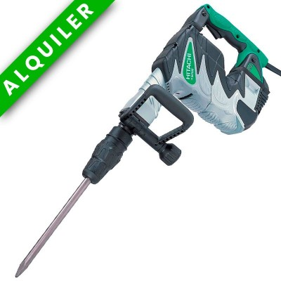 MARTILLO ELECTRICO ROMPEDOR 16 KGS HITACHI H60MR