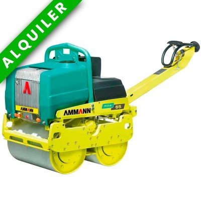 AMMANN ARW65 RODILLO TANDEM MANUAL
