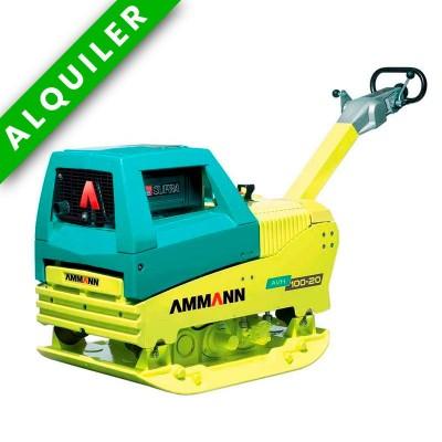 AMMANN AVH100-20/80 PLANCHA REVERSIBLE    70 KN GASOIL