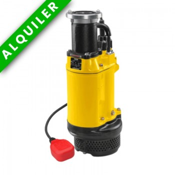 WACKER PS4 3703 BOMBA TRIFÁSICA SUMERGIBLE 3 c.v.