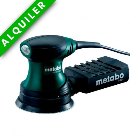 LIJADORA ORBITAL METABO FSX 200 INTEC